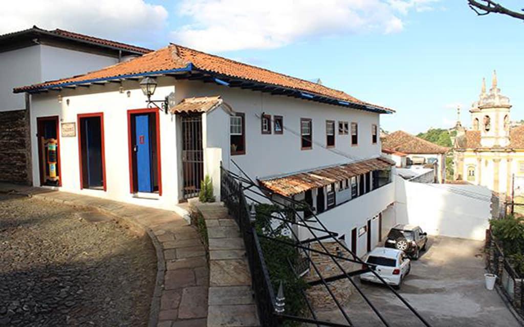 Hotéis recomendados em Ouro Preto hostel