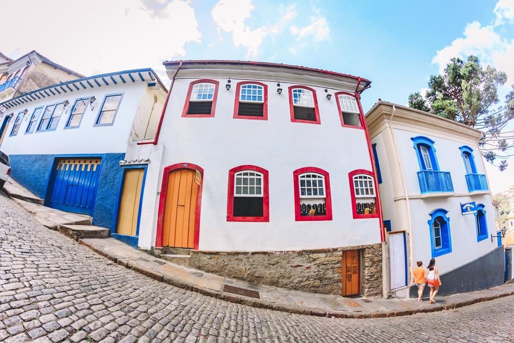 Hostel em Ouro Preto