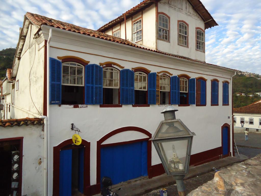 Hotéis recomendados em Ouro Preto