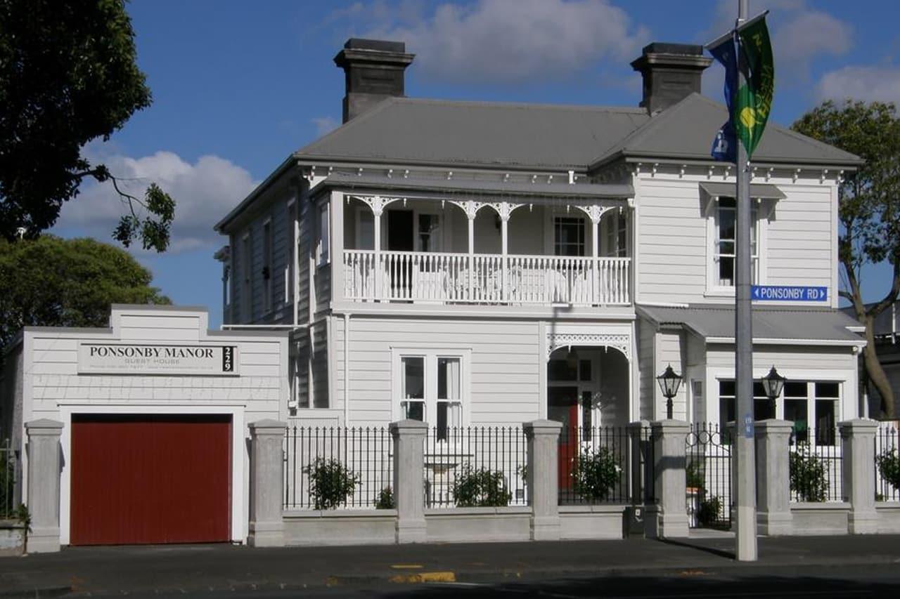 Hotéis recomendados em Auckland Ponsonby