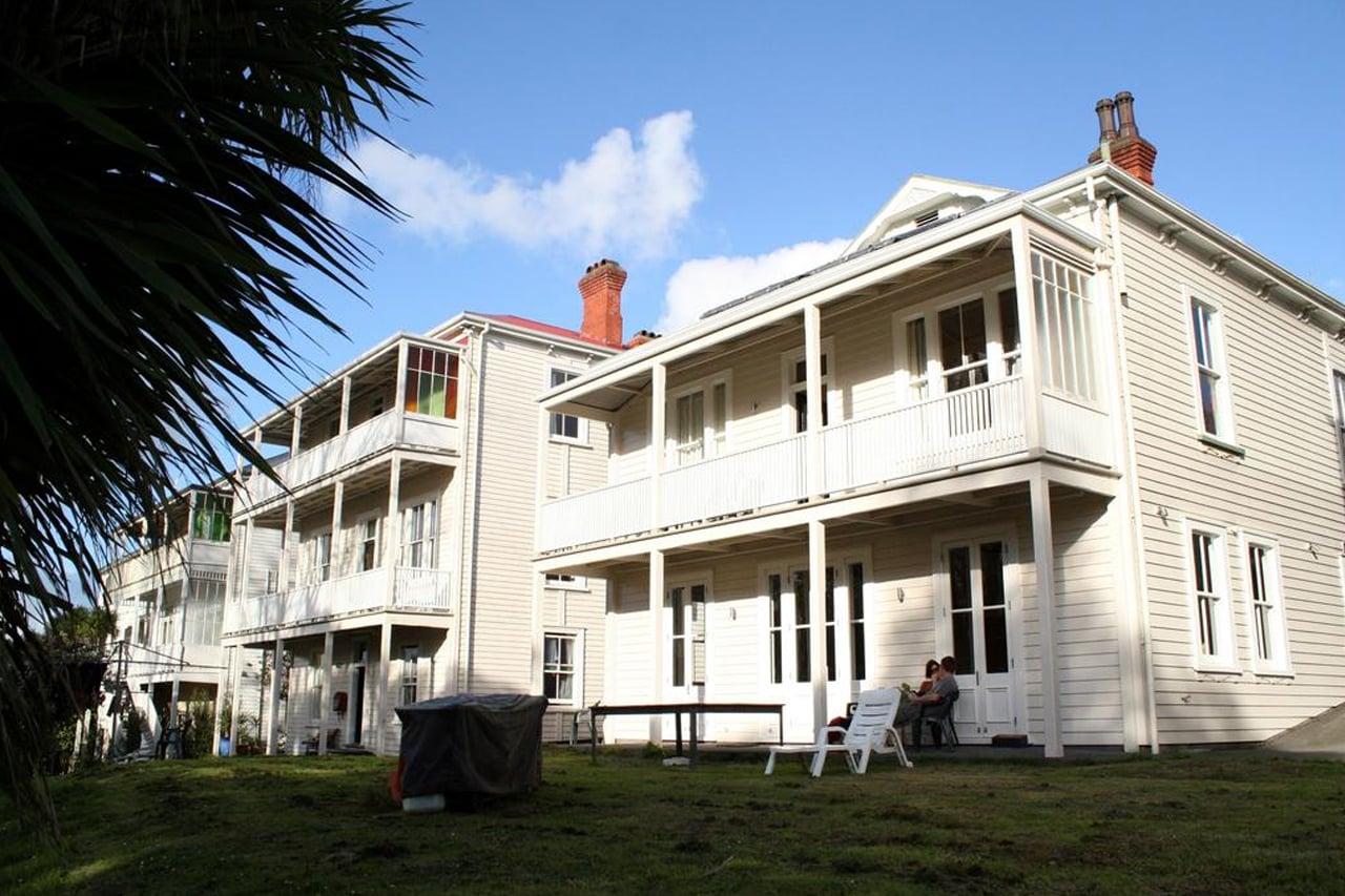 Hotéis recomendados em Auckland hostel