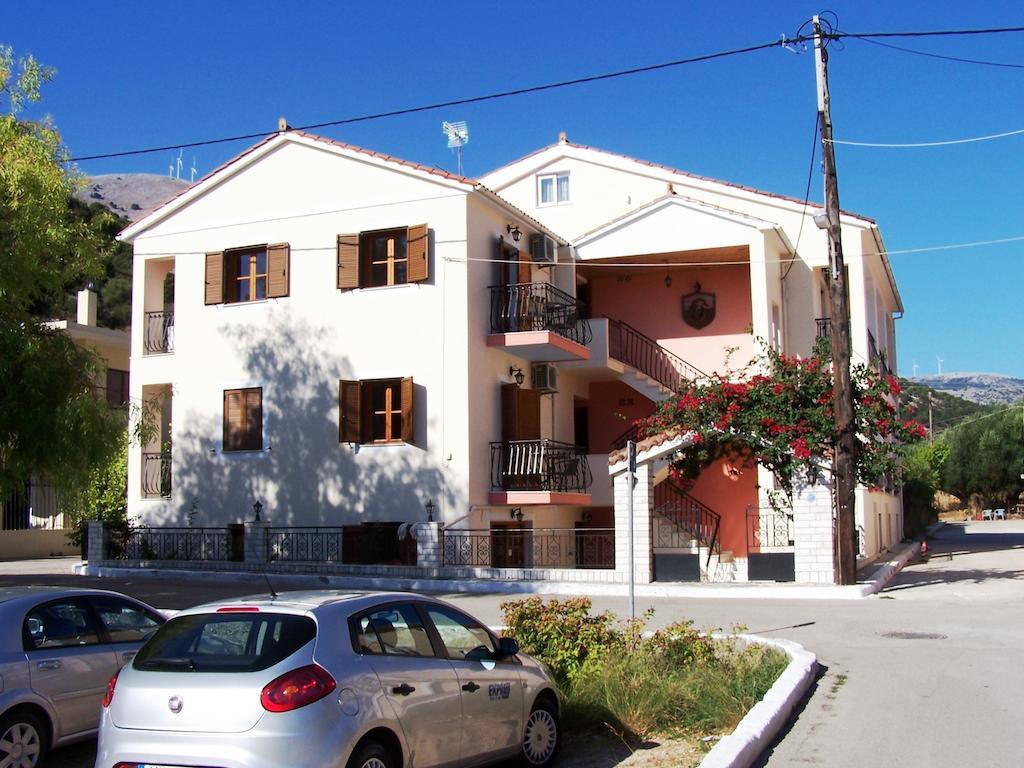 hotéis recomendados em Cefalônia efvimia