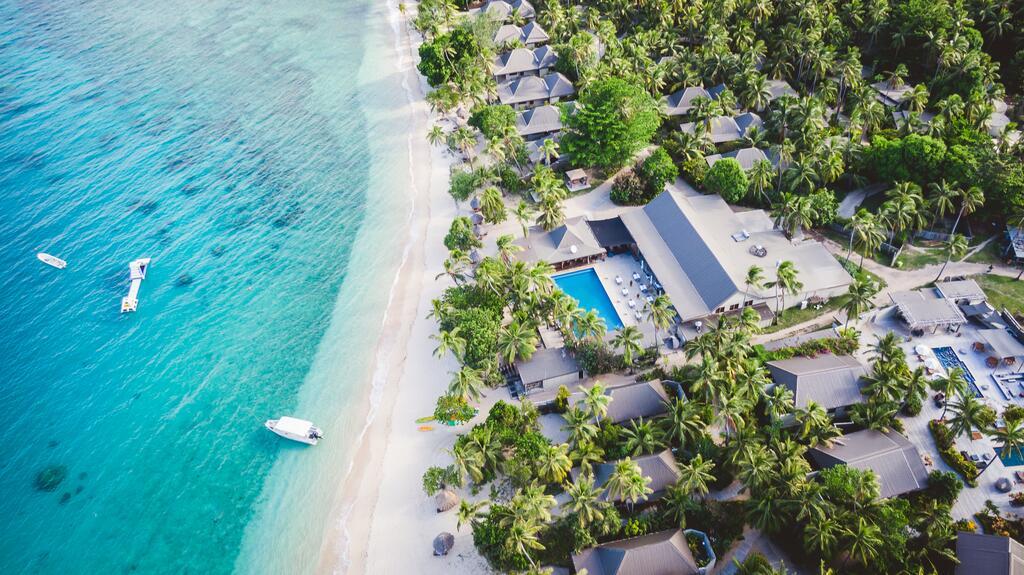Hotéis recomendados em Fiji yasawa islands