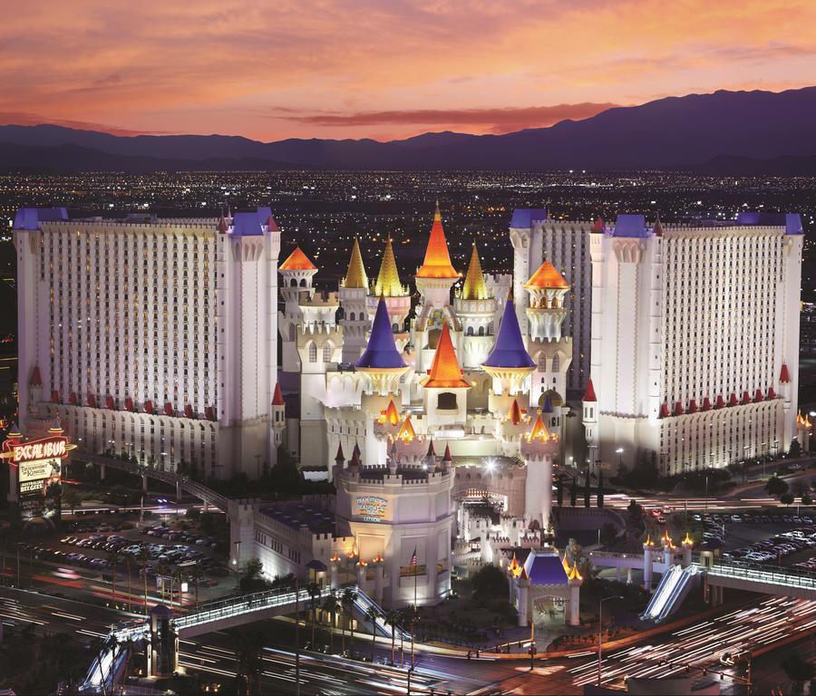 Hotel mais luxuoso de Las Vegas