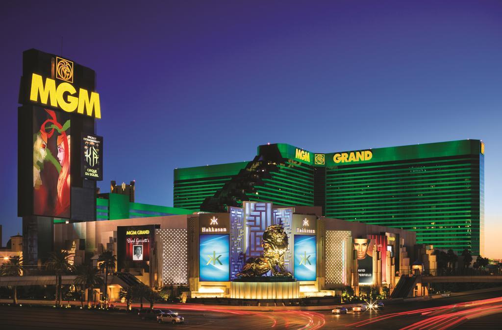 Hotéis recomendados em Las Vegas mgm