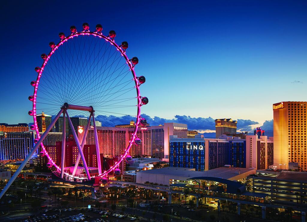 hotéis mais baratos em Las Vegas