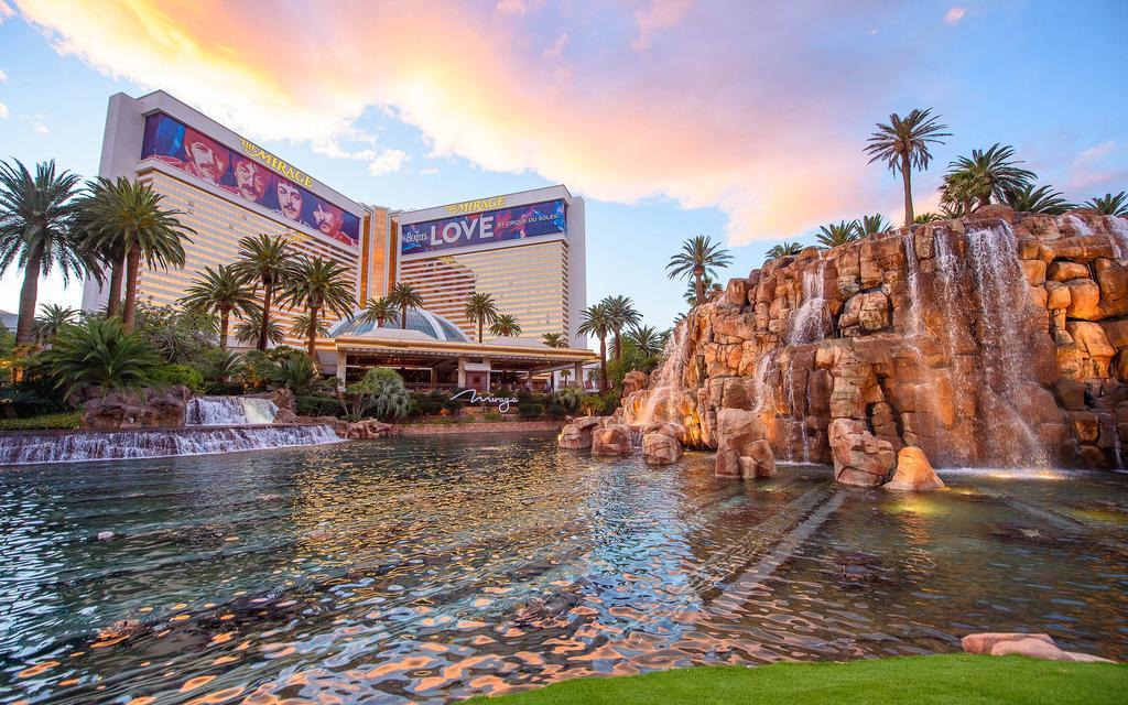 Hotéis recomendados em Las Vegas mirage