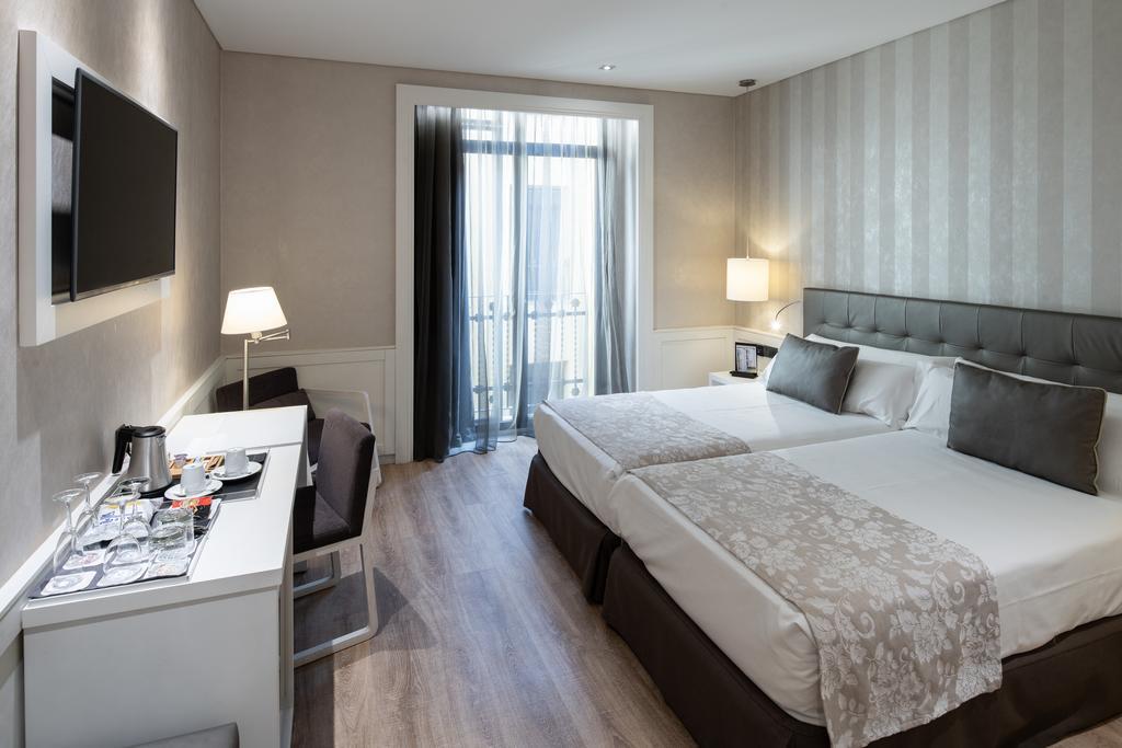 melhores hoteis em madrid