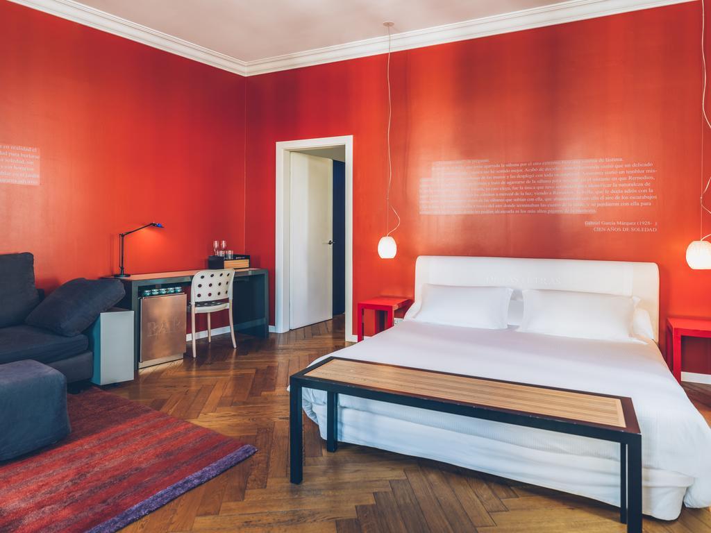 Hotéis recomendados em Madrid bem avaliados