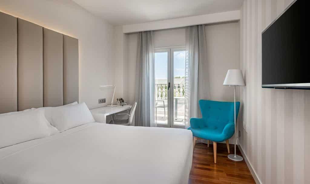 melhores hotéis com spa em Madri