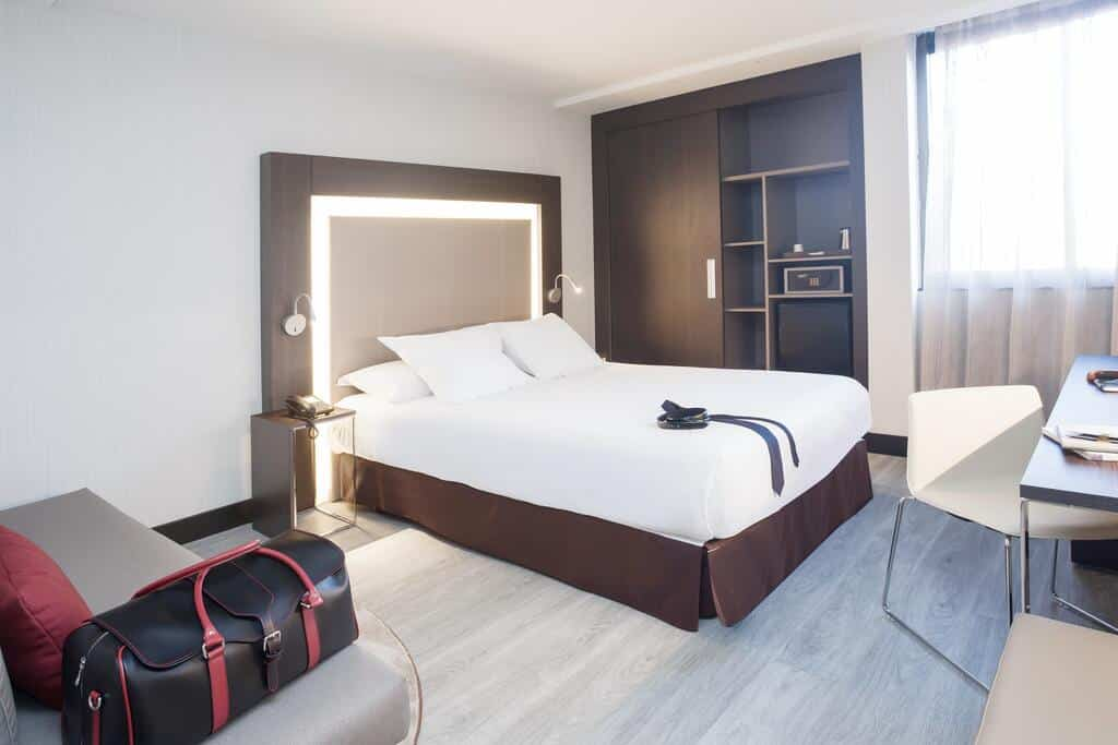 Hotéis recomendados em Madrid em Salamanca