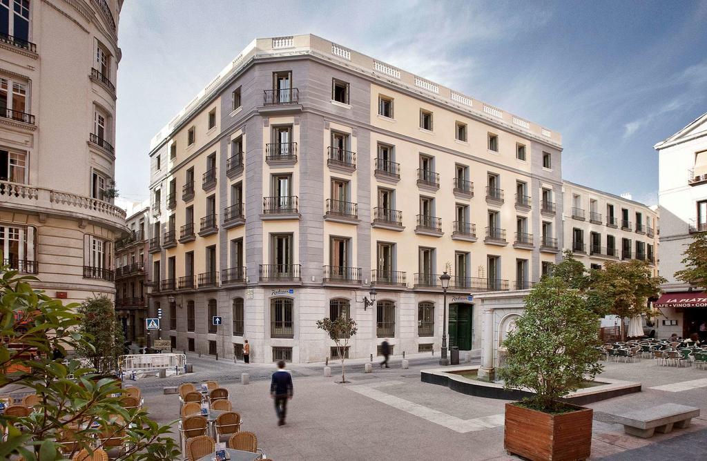 melhores hotéis em Madri próximos a Gran Via