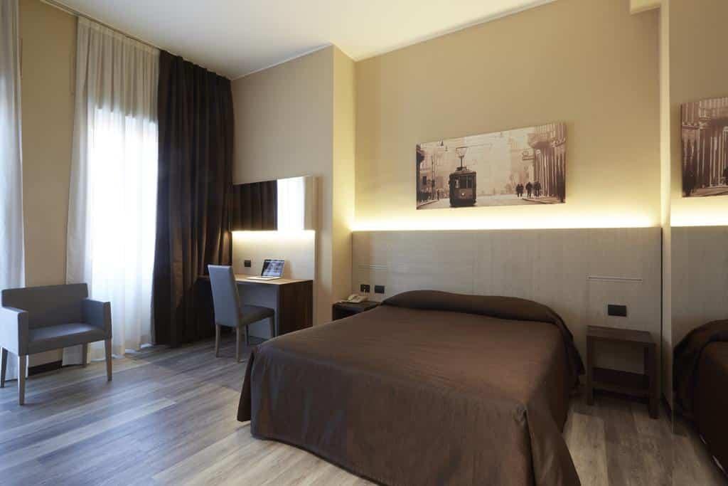 Hotéis recomendados em Milão brera