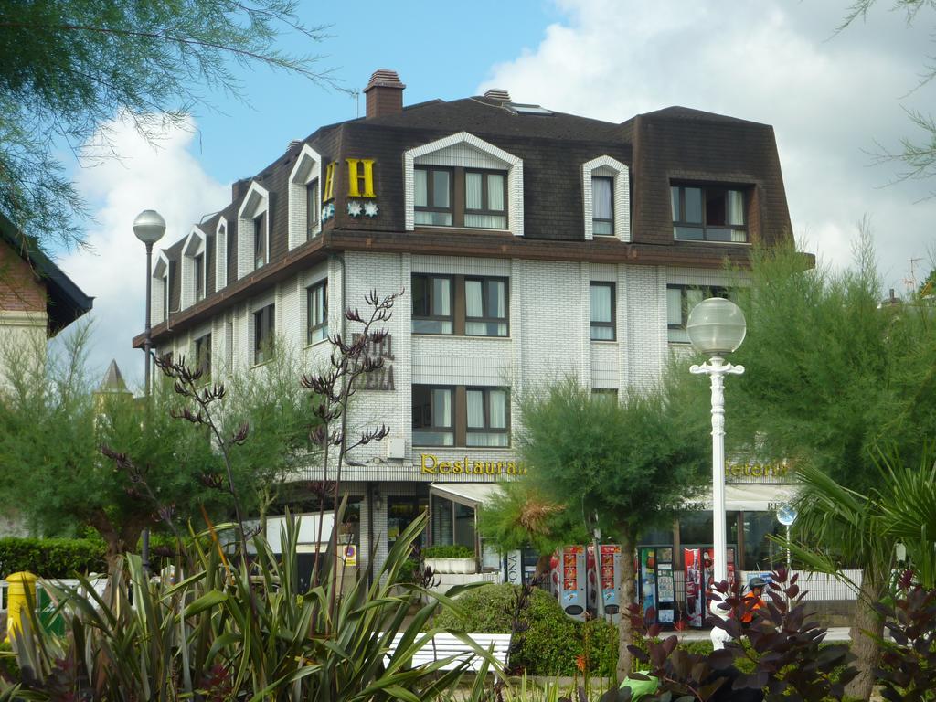 Hotéis recomendados em San Sebastián espanha