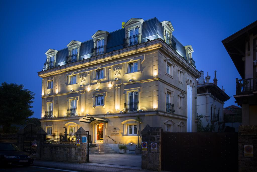 Hotéis recomendados em San Sebastián