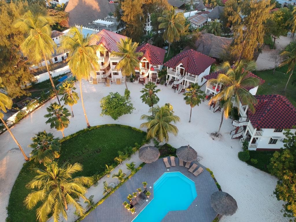 Hotéis recomendados em Zanzibar nungwi