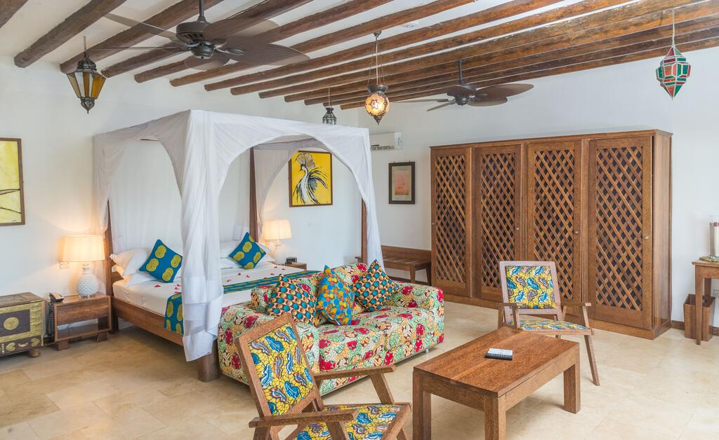 Hotéis recomendados em Zanzibar