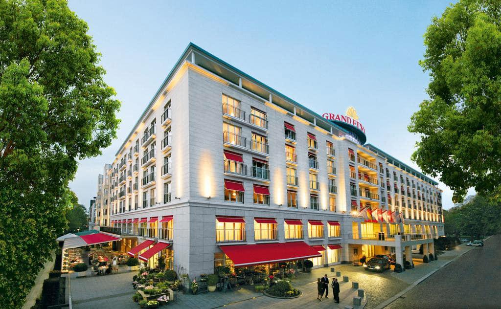 Melhores hotéis da Alemanha