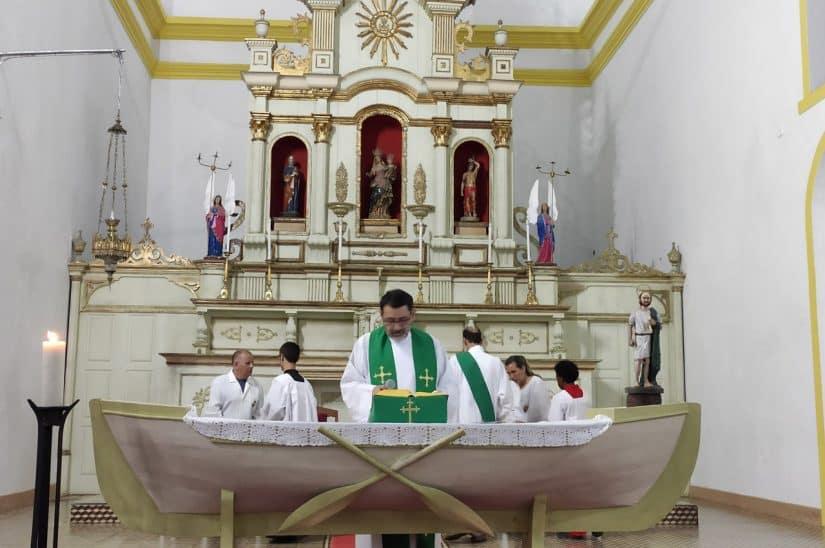 igreja matriz ubatuba