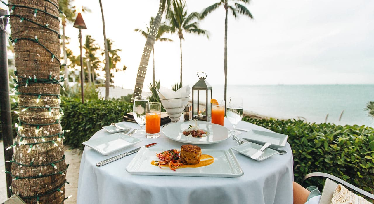 melhores restaurantes em Key West