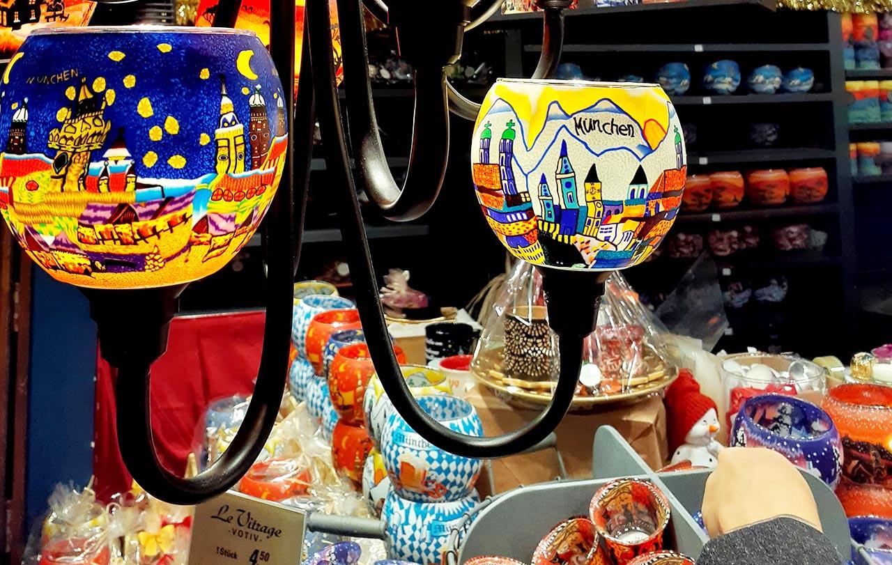 mercado natal Munique