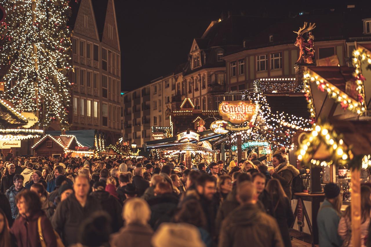 mercado de natal frankfurt