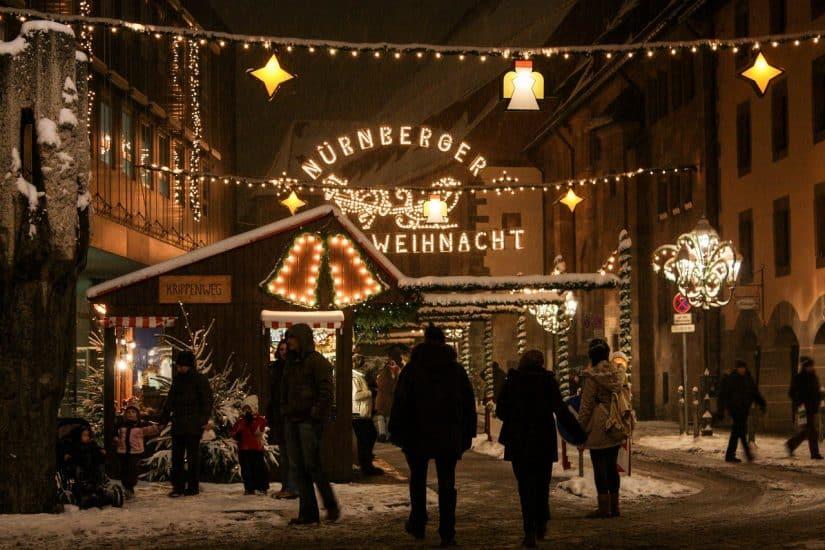 Festas em Nuremberg
