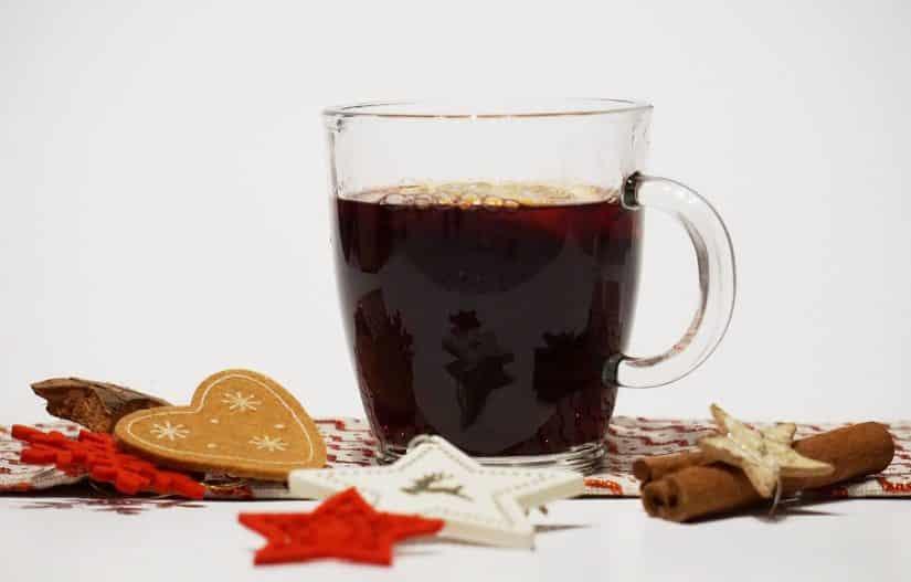 mercados de Natal na Alemanha bebida
