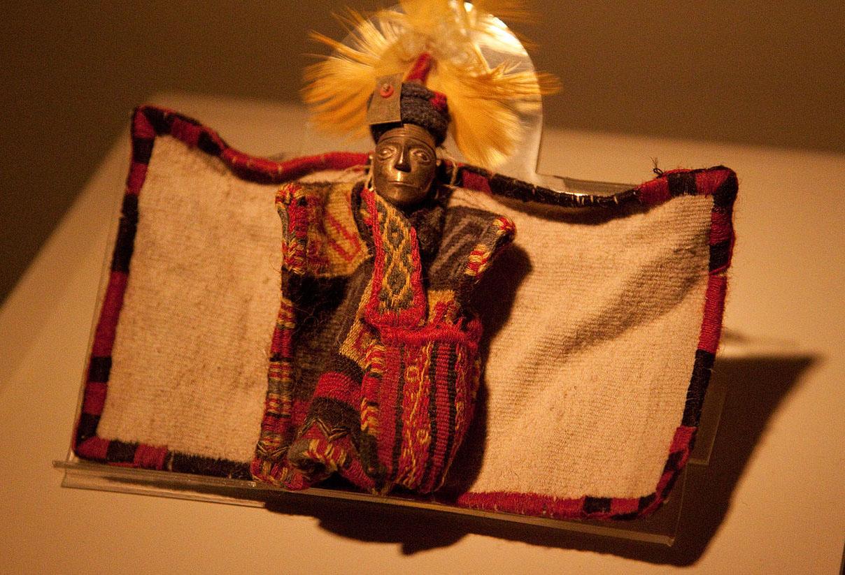Museu de Arquelogia de Alta Montanha objetos