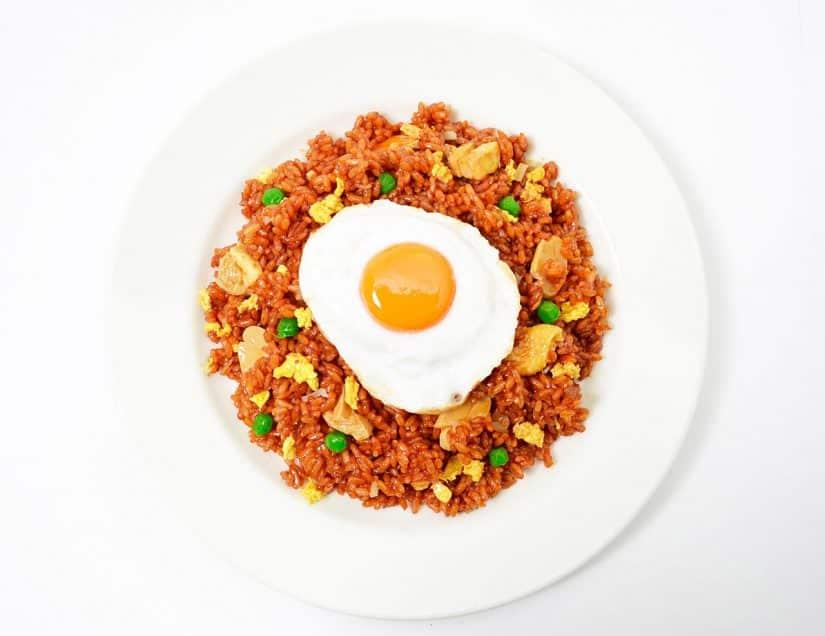 Pratos típicos da Indonésia