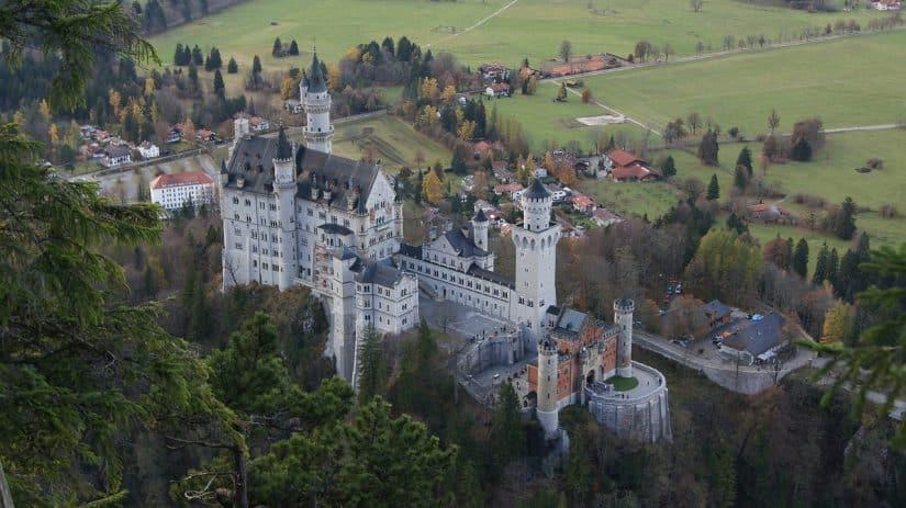 O que ver no Castelo de Neuschwanstein