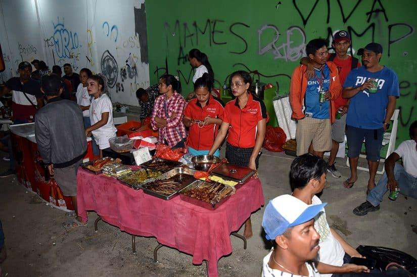 night market dili