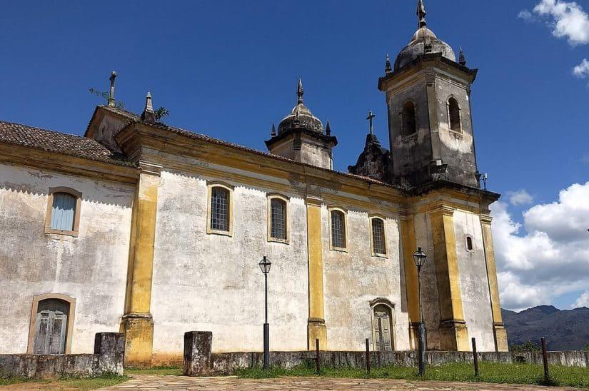 cidades historicas do Brasil