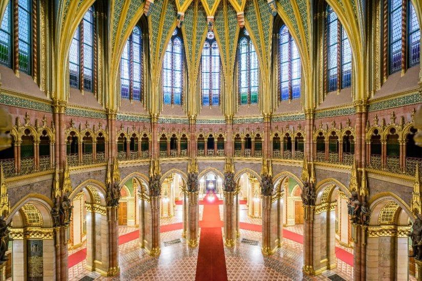 Curiosidades sobre o Parlamento em Budapeste