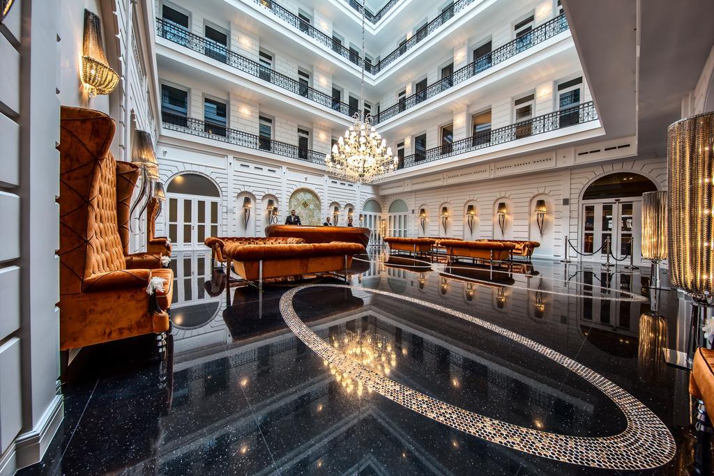 hotel bem localizado em Budapeste