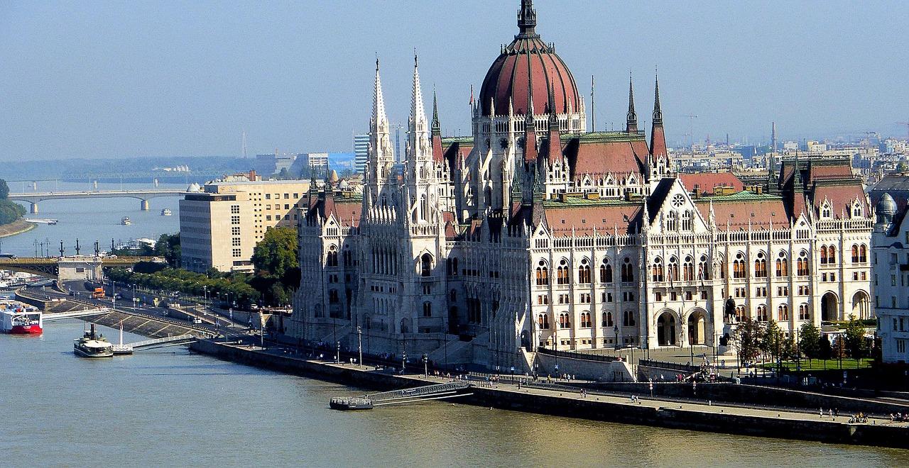 ingresso parlamento budapeste