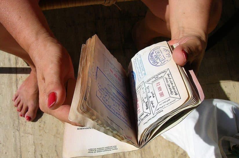 passaporte para europa