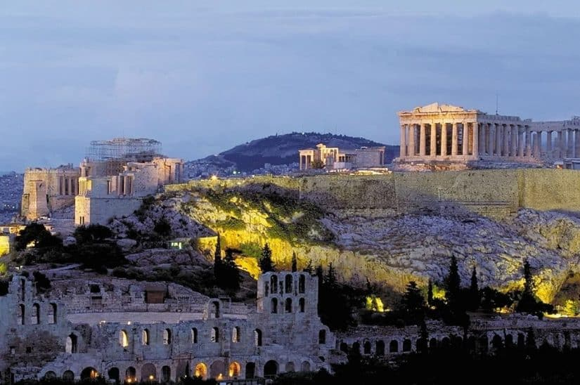 viagem para grecia