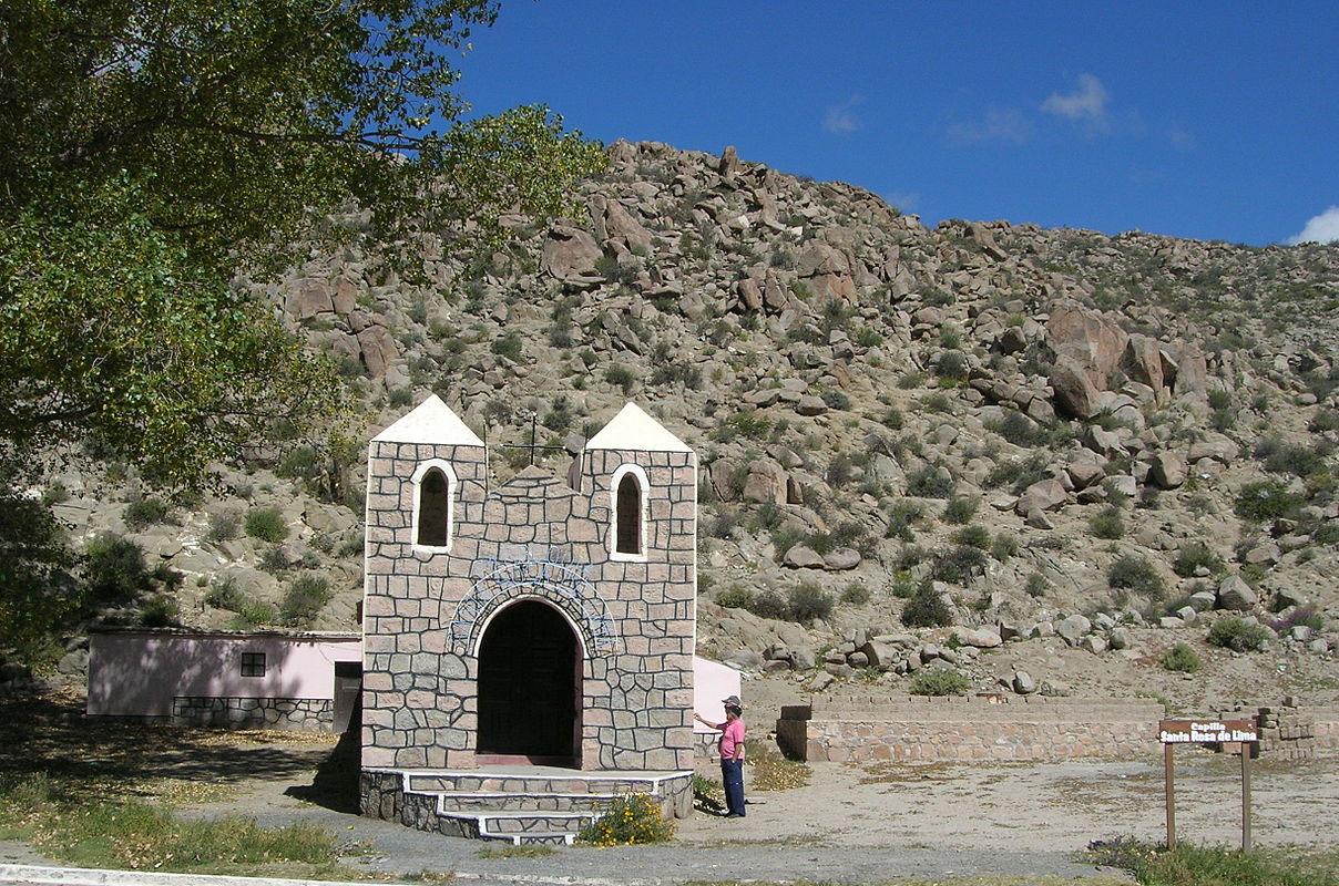 Pontos turísticos de Salta sítios arqueologicos