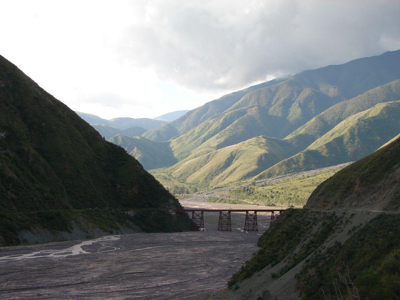 Pontos turísticos de Salta quebrada del toro
