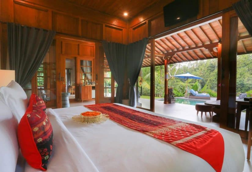 Melhores resorts em Ubud