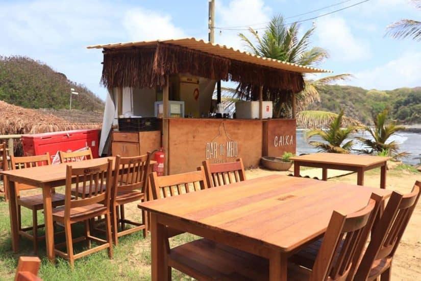 Restaurantes de Fernando de Noronha bar
