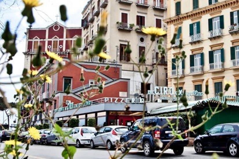 pratos com massa italiana