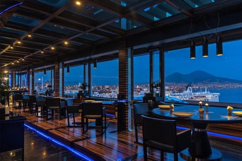 melhores restaurantes de Nápoles
