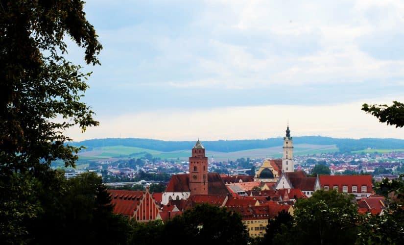 cidade de Donauwörth