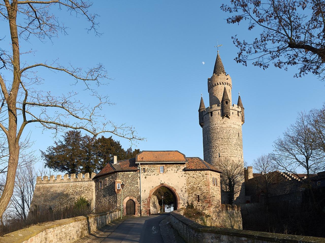 Castelo de Friedberg.
