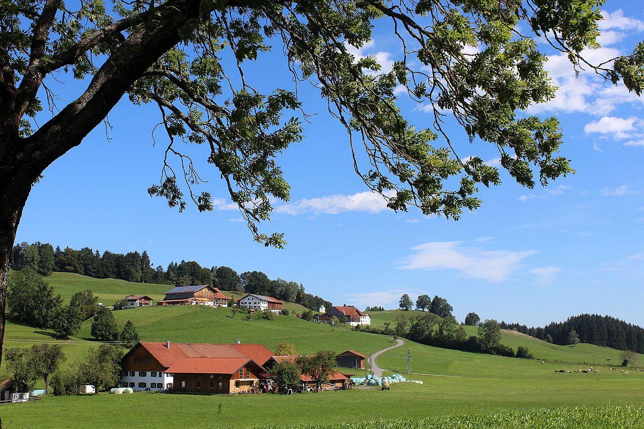 pontos turisticos de Halblech