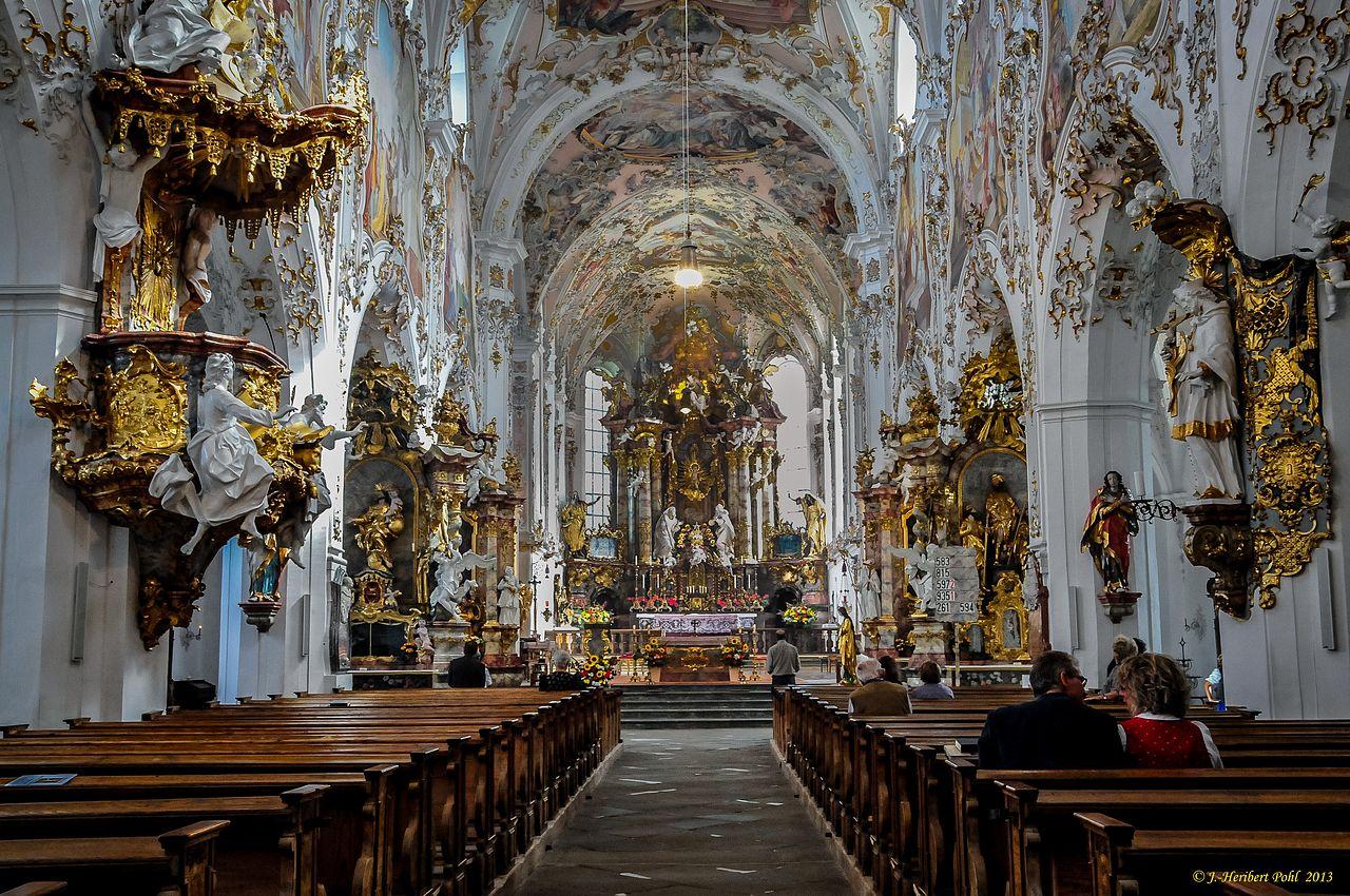 igrejas em Rottenbuch