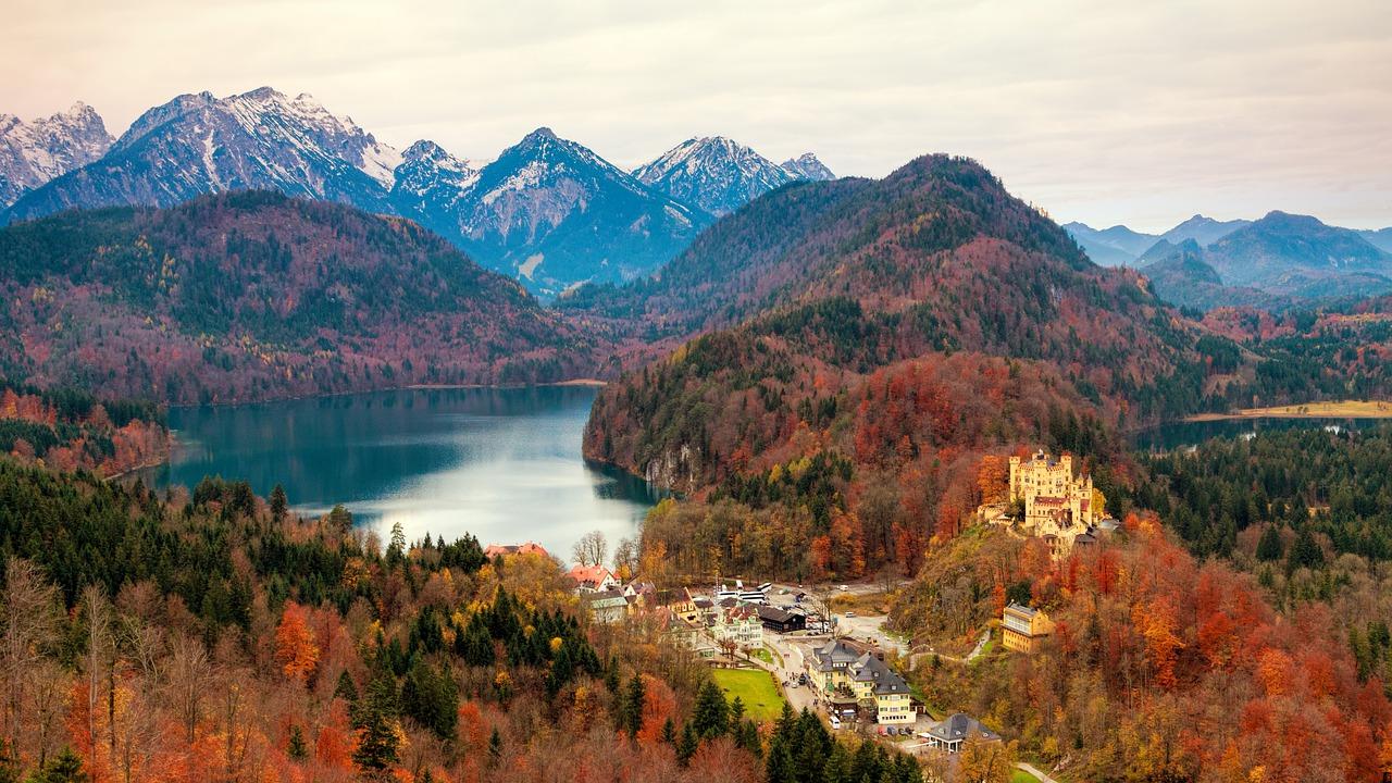 rota romantica alemanha castelos