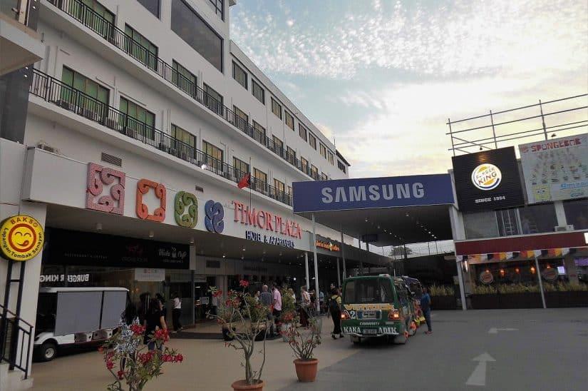 cinema timor leste